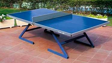 Mesas de ping pong de hormig n for Mesa de ping pong milanuncios