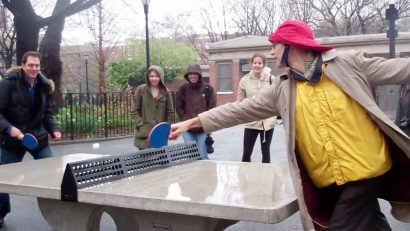 Permalink to:Mesas de ping pong para espacios urbanos