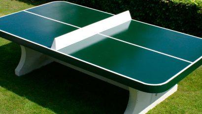 Permalink to:Qué pintura elegir para una mesa de ping pong